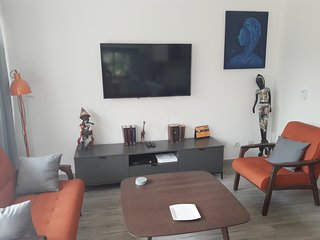 Samba apartement in Saly residentie Nathangue 1