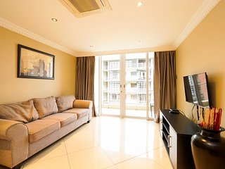 Luxury 1 Bedroom apartment at the Durban beach front