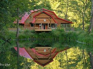 The luxury Cabin