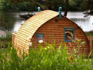 Langley Glamping Cabins - The Wonneys
