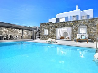 Aeneas - 3 Bedroom Villa Mykonos - Book Now