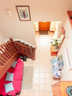 Hallway from Mezzanine