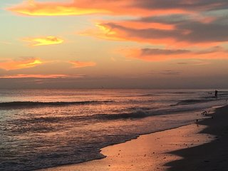 Sanibel Island Sunsets are Breathtaking at our Sanibel Sunset Condo!