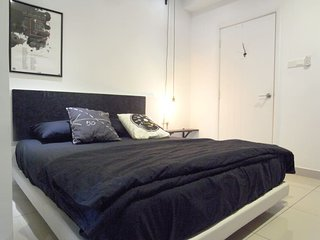 M23 Home Away - Black . White Designer Space