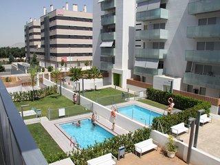Apartment Ciencias Forum Granada Canovas (GC)