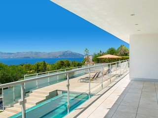 CIELO BONAIRE :) Villa para 8 personas en Alcudia. AC, WiFi