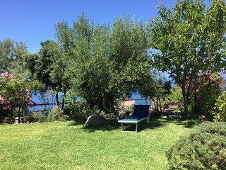 Casa Vacanza Villa Egle A 8km da Tropea,sulla collina di Zambrone con vista mare
