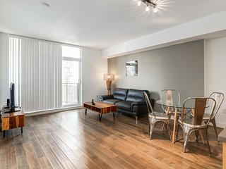 Stylish 1BR ღ Dwntwn perfect for Business! ✰✰✰✰✰