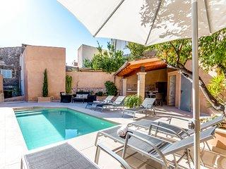 4 bedroom Villa in Pollença, Balearic Islands, Spain : ref 5658000