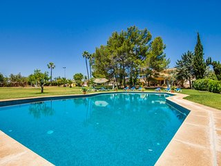 5 bedroom Villa in Inca, Balearic Islands, Spain : ref 5503132