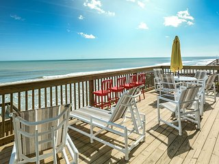 6847S - Direct Oceanfront with 4 Levels of Decks