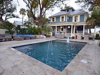 426R Salt Aire - Historic Riverfront Pool Home