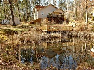 Tenn Wood Falls Cabin
