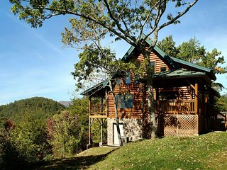 Mountain View Cabin ( 2 Bedroom cabin )