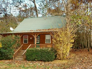 Jon's Pond on Cosby Creek - 2 Bedrooms, 2 Baths, Sleeps 6