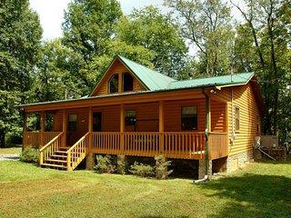 Rivendell Creekside Cabin