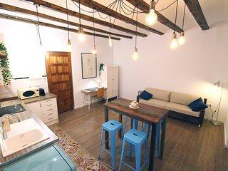 Nice loft at l'Ampolla de Mar, Delta del Ebre