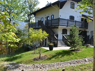 Stunning View on Lake Tremblant & Mountain - Two stories condo fully renovated