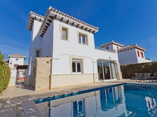 Villa MM006 - A Murcia Holiday Rentals Property