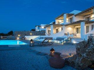 Villa FOS, Paros, Greece