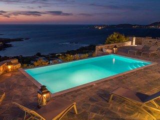 Villa AQUA, Paros, Greece