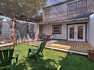 NEW! Updated Austin Townhome - 5 Mins to Mueller!