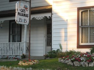 Cats Pajamas Bed & Breakfast 2