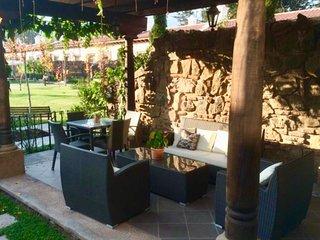 Antigua Villa AN015