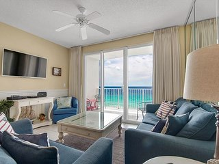 ~BEACH VIEW~ Condo *Seascape Resort w/ Heated Pool~Hotub~Gym +FREE VIP Perks!