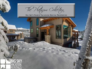 Big Sky Resort | Homestead Chalet 10 Claim Jumper