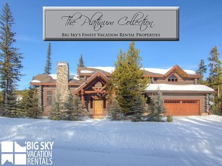 Big Dog Lodge | Private Lodges Big Sky