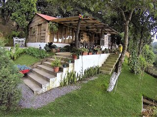 Cozy Cabin Antigua AN020