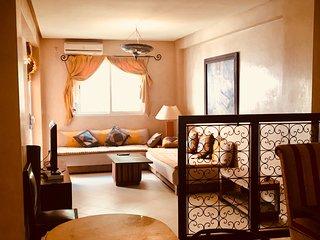 appartement de charme Gueliz