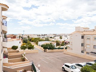 Apartment with balcony and roof terrace in i Punta Prima ( TS)