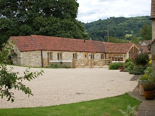 Barncottage in the Painswick Valley
