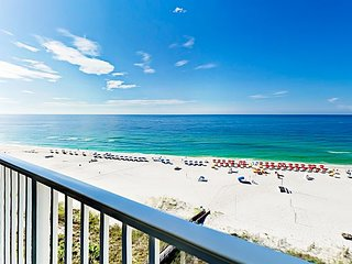 3BR Condo w/ Gulf-Facing Balcony – Pools, Tennis & Beach Access