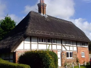 Heritage Thatched Cottage