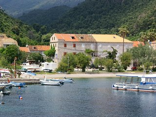 One bedroom apartment Trstenik (Peljesac) (A-4511-a)