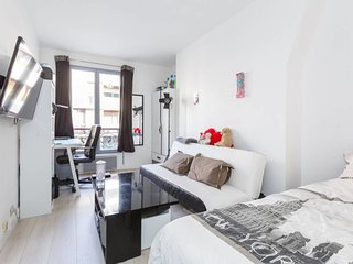* Modern Flat in Paris Trocadero *