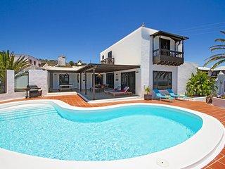 3 bedroom Villa in La Asomada, Canary Islands, Spain : ref 5658046