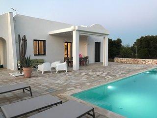 Bella Villa con piscina