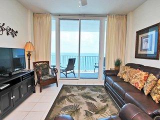 Balcony Access and a Sleeper Sofa