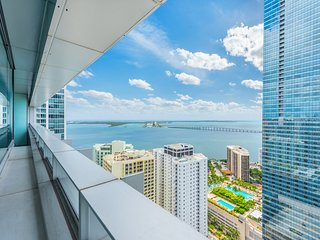 2 Bedroom Private Residence at Conrad Brickell - 3106
