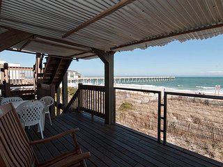 Best dollar value on Wrightsville Beach, upper unit oceanfront