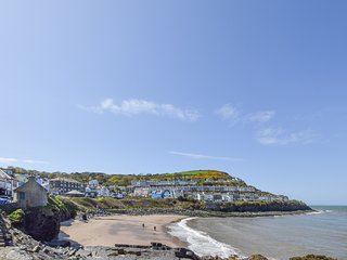 Storws Cei - New Quay Penthouse- top floor penthouse overlooks the beach: BOW35