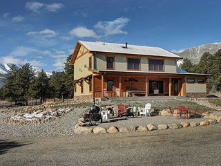 Rancho Poquito Vacation Rental in Buena Vista, Colorado