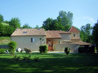Domaine Jean Got Gîte Le Moulin proche Saint Emilion