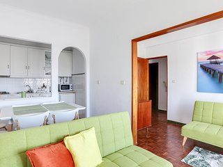 Charming 1 bedroom apartment at Costa da Caparica