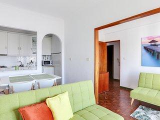 Charming 1 bedroom apartment at Costa da Caparica