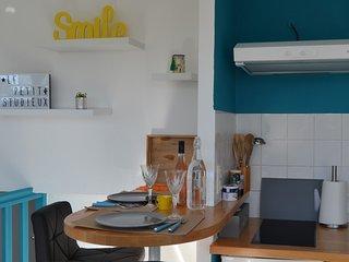 Le 'petit studieux', studio cosy sur Albi
